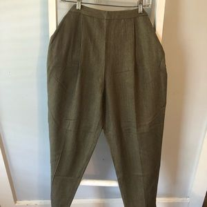 Burberry slacks